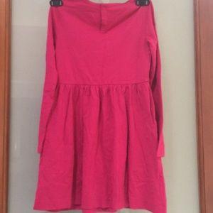 Primary Dresses - Primary Girls SZ 6/7 long sleeves dress
